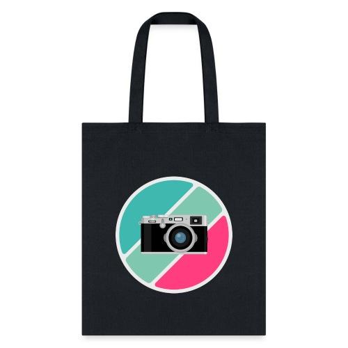Flat Design Camera - Tote Bag