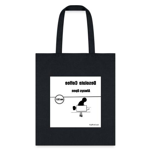 Desolate Coffee - Tote Bag