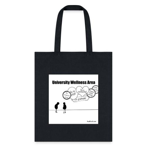 Wellness - Tote Bag