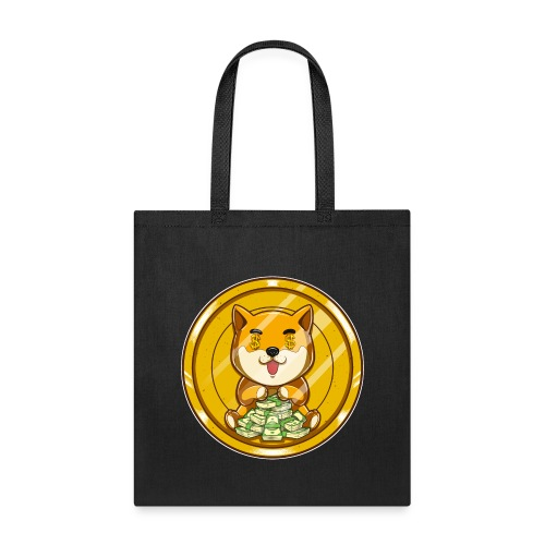 Dogecoin Money Dog - Tote Bag