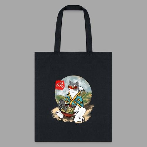 Ninja Cats GHOST - Tote Bag