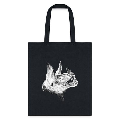 Bat Head - Tote Bag