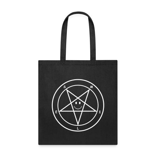 Smile Pentagram - Tote Bag