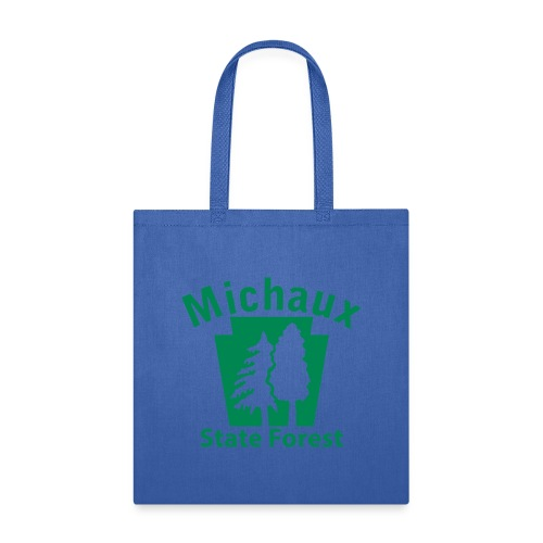 Michaux State Forest Keystone (w/trees) - Tote Bag