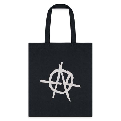 Anarchy (Grey) - Tote Bag