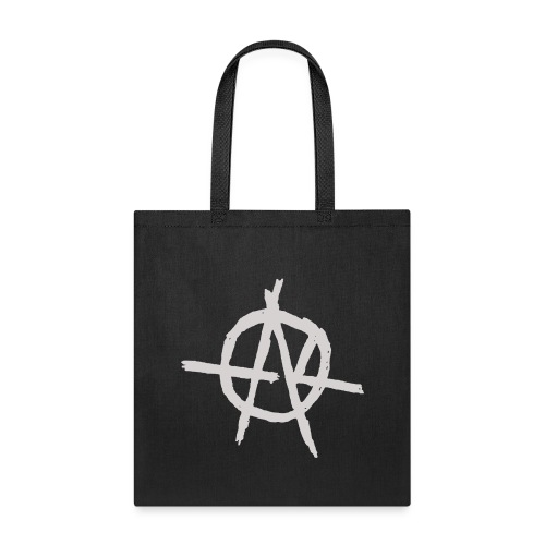 Anarchy (Grey) - Tote Bag