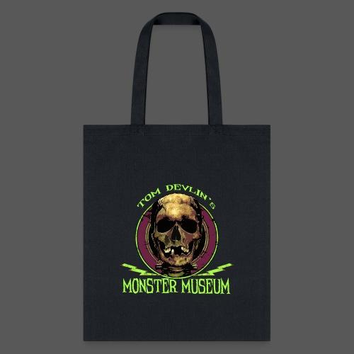 TDMM Skull Logo - Tote Bag