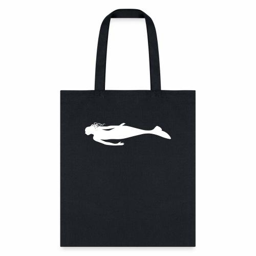 Mermaid — You choose the design's & shirt's colour - Tote Bag