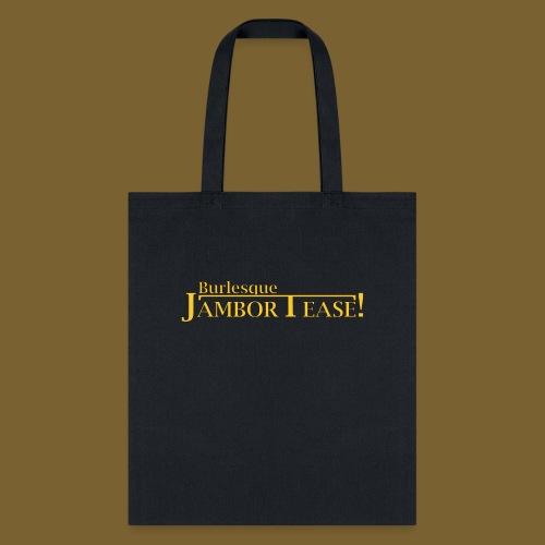 Dr. Shocker's Burlesque JamborTease! - Tote Bag