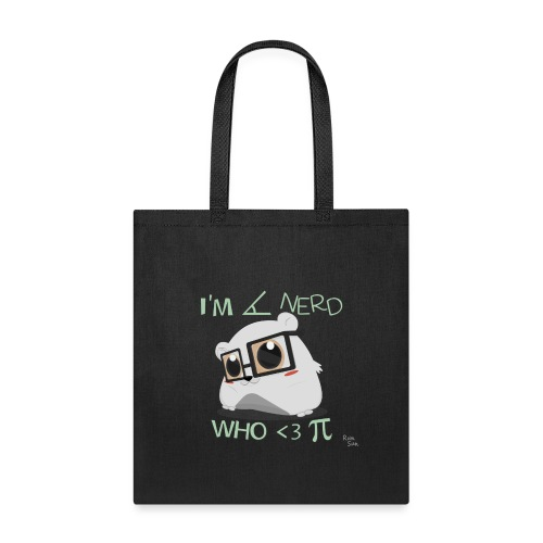 A Cute Nerd - Tote Bag