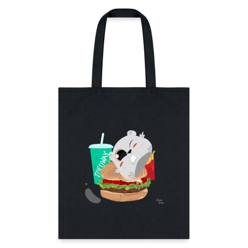 Fast Food Sun - Tote Bag