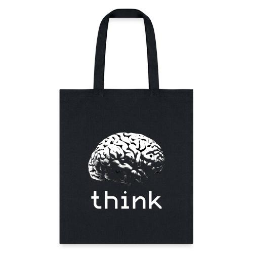Think - Tote Bag