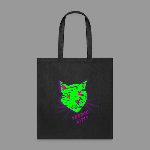 Voodoo Kitty - Tote Bag