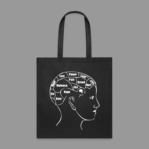 Phrenology - Tote Bag