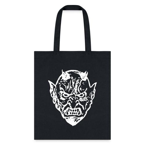 Devil Face 2 - Tote Bag
