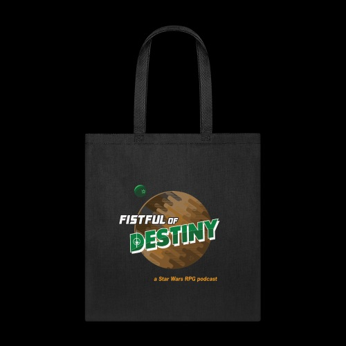 Fistful of Destiny Planets Design - Tote Bag