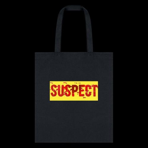 SUSPECT - Tote Bag