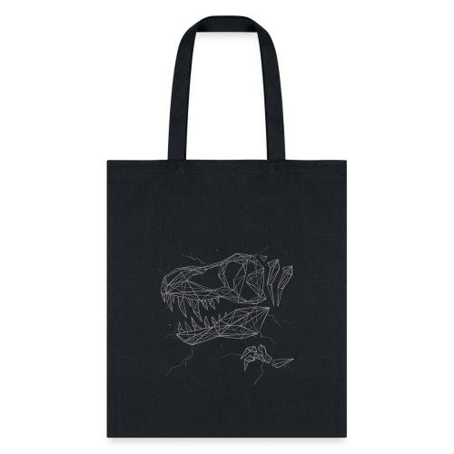 Jurassic Polygons by Beanie Draws - Tote Bag