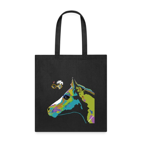 Spotted.Horse Appaloosa Colt Pop Art - Tote Bag