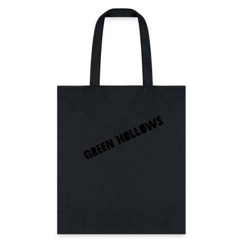 Green Hollows Merch - Tote Bag