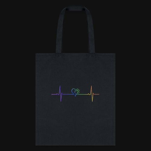 Live & Breathe Dog - Tote Bag