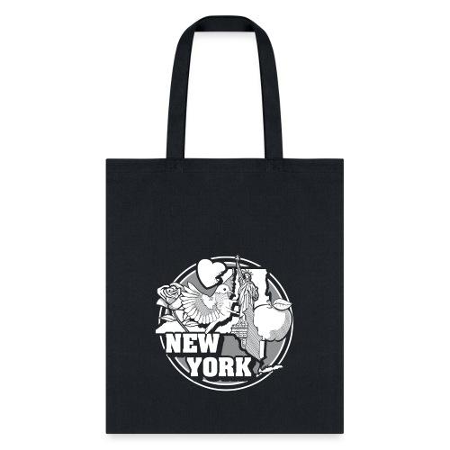 I NEW YORK LOVE - Tote Bag