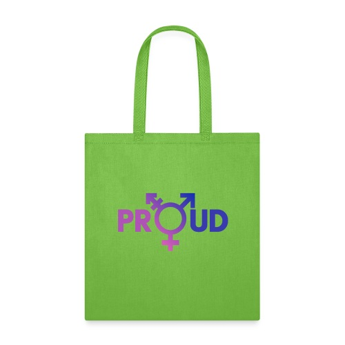 LGBT Proud (Purple) - Tote Bag
