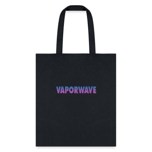 Vaporwave Wave - Tote Bag