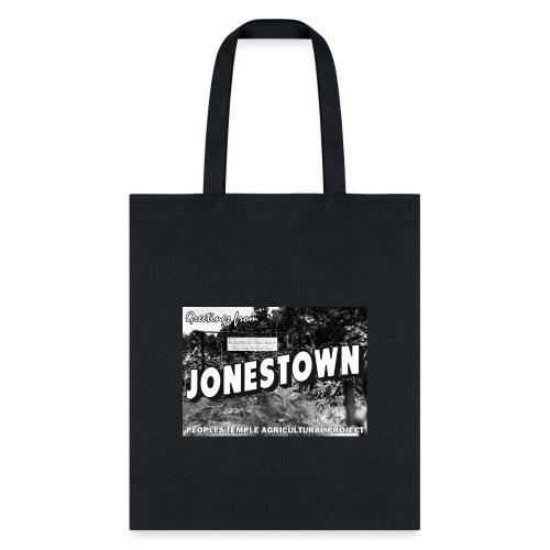 Jonestown Postcard - Tote Bag
