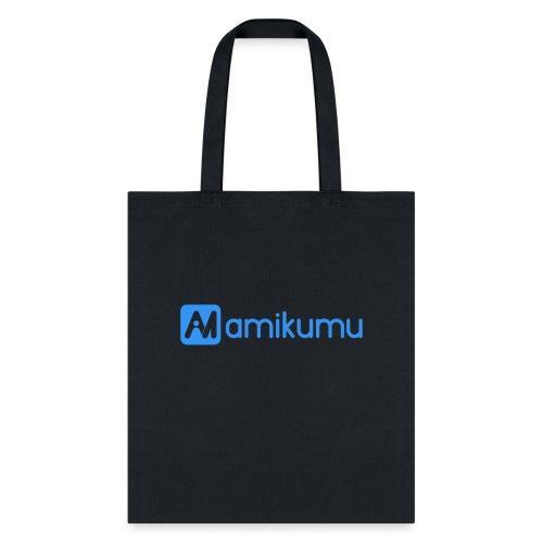 Amikumu Logo Blue - Tote Bag