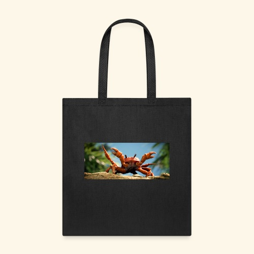 obama is gone crab- Mme Worthy Apparel - Tote Bag