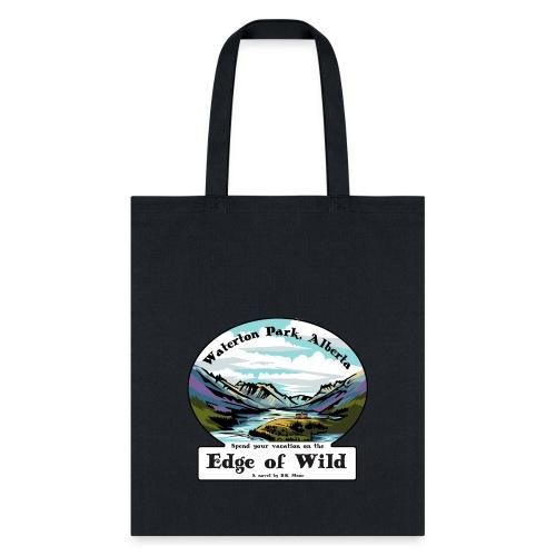 Edge of Wild (color) - Tote Bag