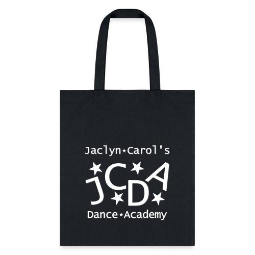 JCDA_Logo - White2015 - Tote Bag