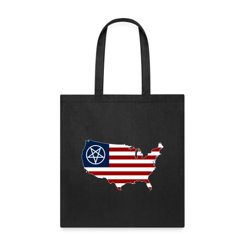 United Satanic America - Tote Bag