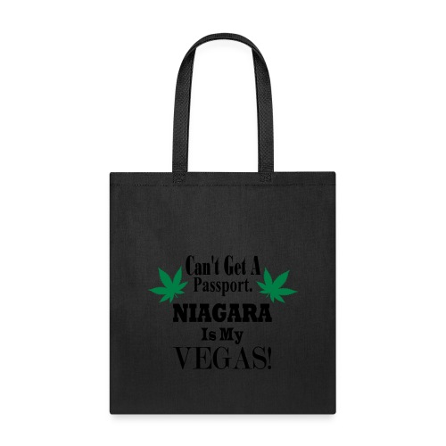 Cant Get A Passport - Tote Bag