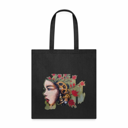 Detroit brain cut gif - Tote Bag