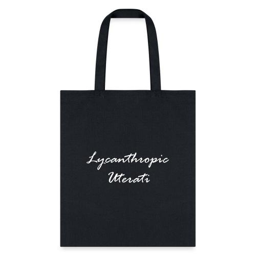 Lycanthropic Uterati - Tote Bag