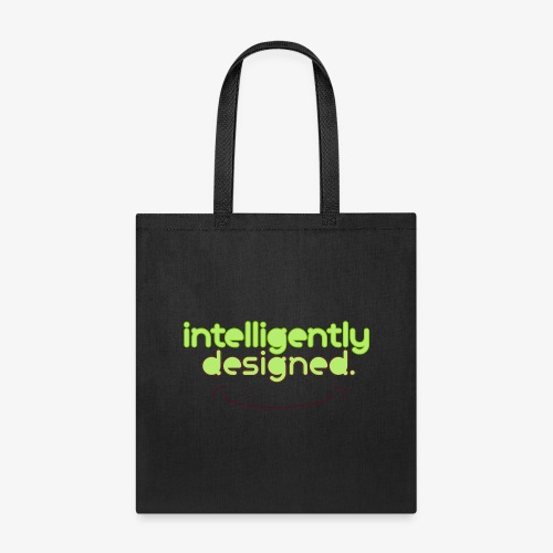 Intelligent Design - Tote Bag