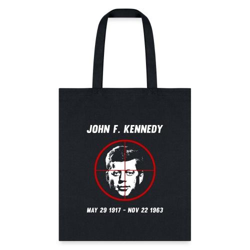 John F. Kennedy Assassination - Tote Bag