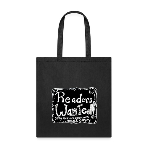 readerswantedlogo - Tote Bag