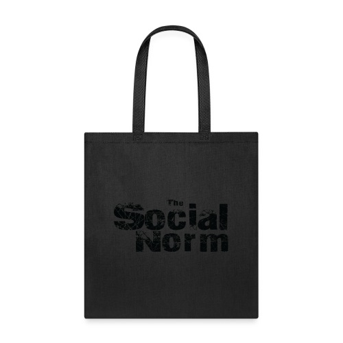 The Social Norm Official Merch - Tote Bag