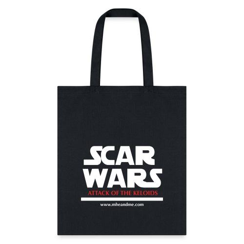ScarwarsATTACK png - Tote Bag