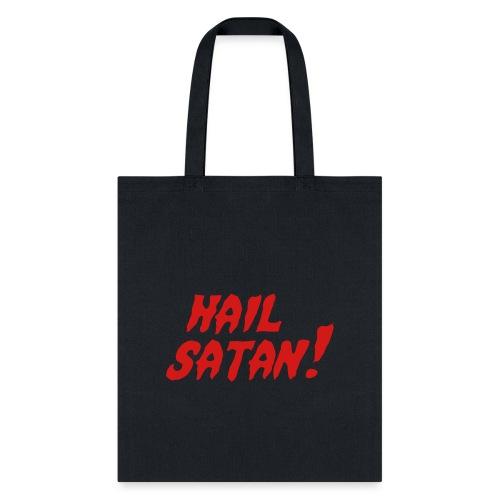 Hail Satan! - Tote Bag
