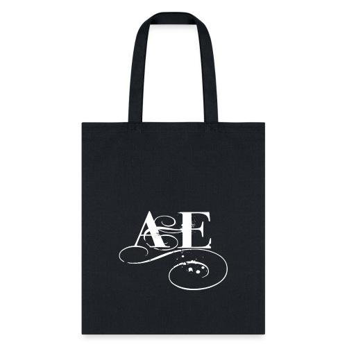 Ashes Embers logo white - Tote Bag