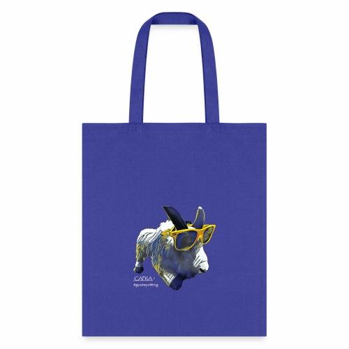 CAPRA goatspotting - Tote Bag