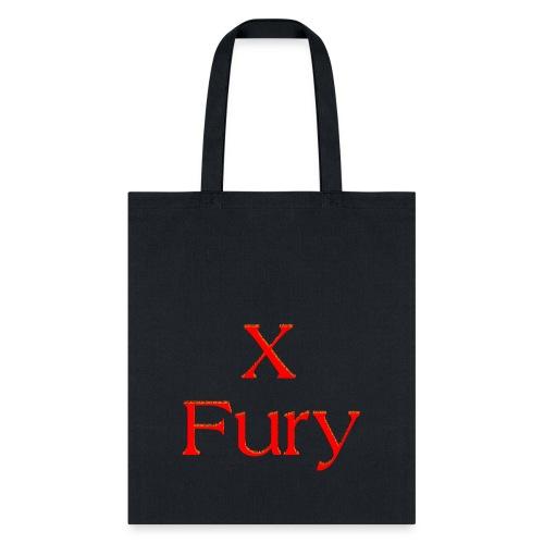 X Fury - Tote Bag