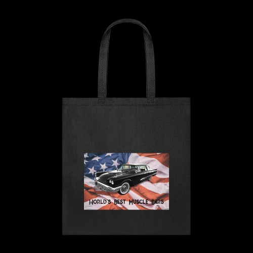 World's Best Muscle Cars - Tote Bag