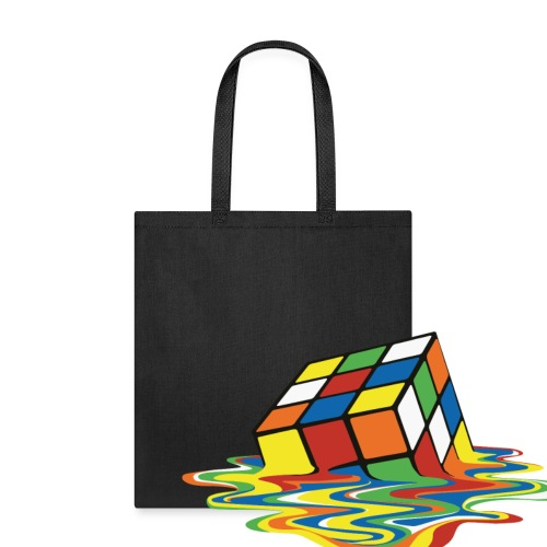 meltingcube - Tote Bag