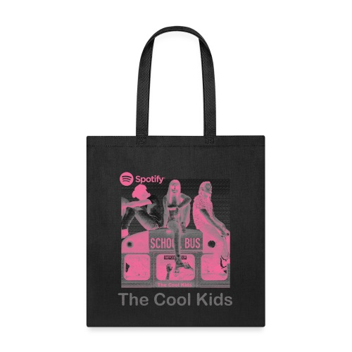 The Cool Kids - Pink Indigo - Tote Bag