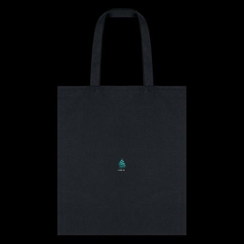 1 and 0 logo design - Tote Bag